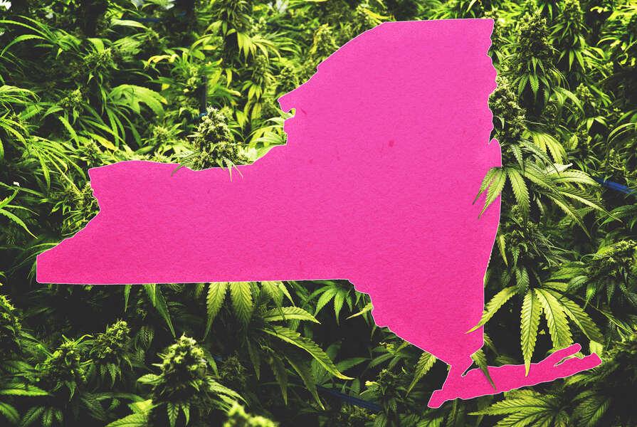 New York State Just Legalized Recreational Marijuana, Sort Of