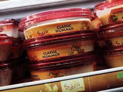 Sabra Classic Hummus has been recalled
