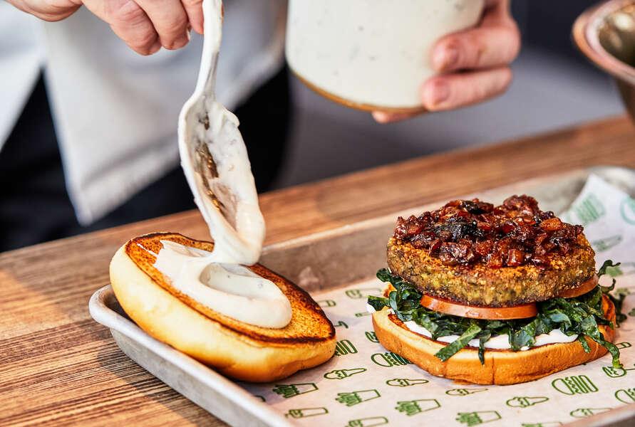 'Slutty Vegan' Chef Pinky Cole Is Taking Over Atlanta & NYC Shake Shacks This Week