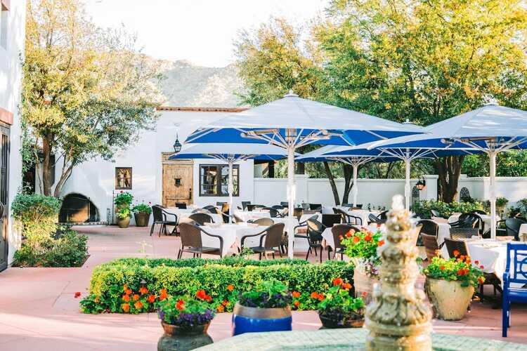 El Chorro Lodge