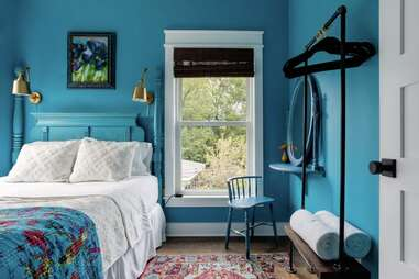 Airbnb poppy house