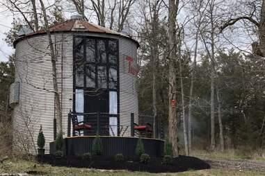 Airbnb silo nashville