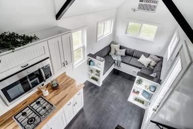 Airbnb nashville tiny house