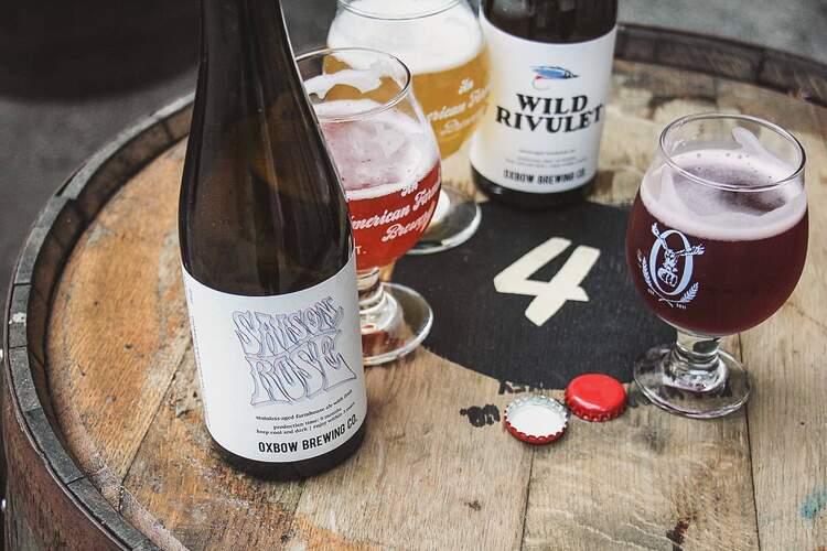 Oxbow Blending and Bottling