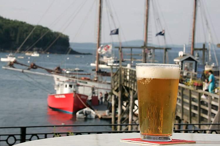 The Shipyard Brewing Company