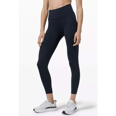 """Fast and Free Tight 25"""" Non-Reflective Nulux Leggings"""