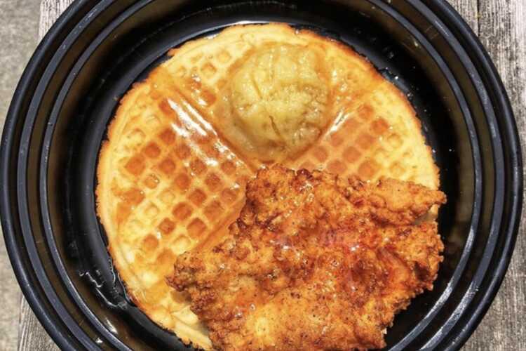 Fat's Chicken & Waffles