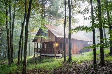 The Killbuck Cabin