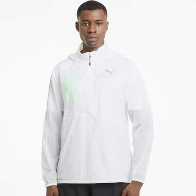 Men's Woven Running Jacket