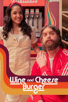 Wine and Cheeseburger cover art