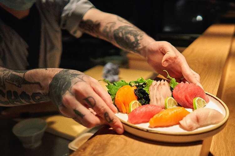 Sushi on Jones (West 10th)