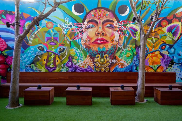 Pilo's Tequila Garden