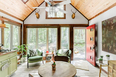 best airbnb barns