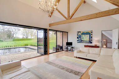 best airbnb barn stays