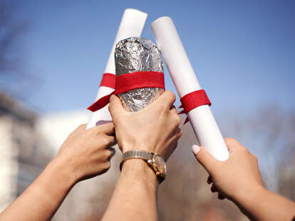 Chipotle offering college degrees