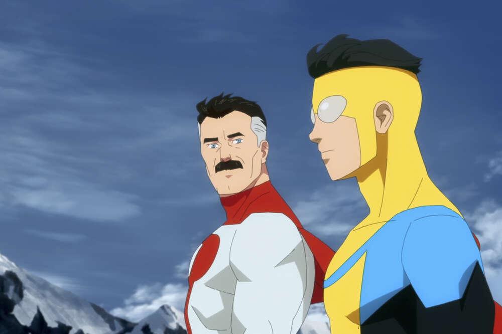 invincible, <b> Thank you &#8216;Invincible&#8217; for curing our superhero fatigue </b>