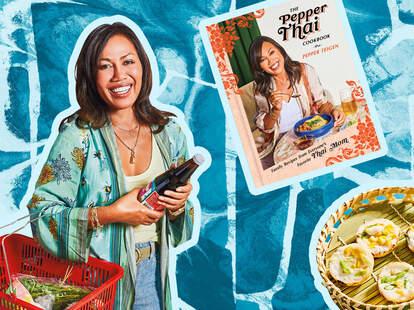 pepper thai cookbook thailand chrissy teigen