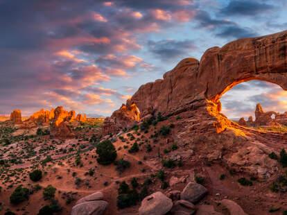 free national park days