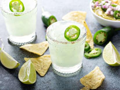 best tequilas for margaritas