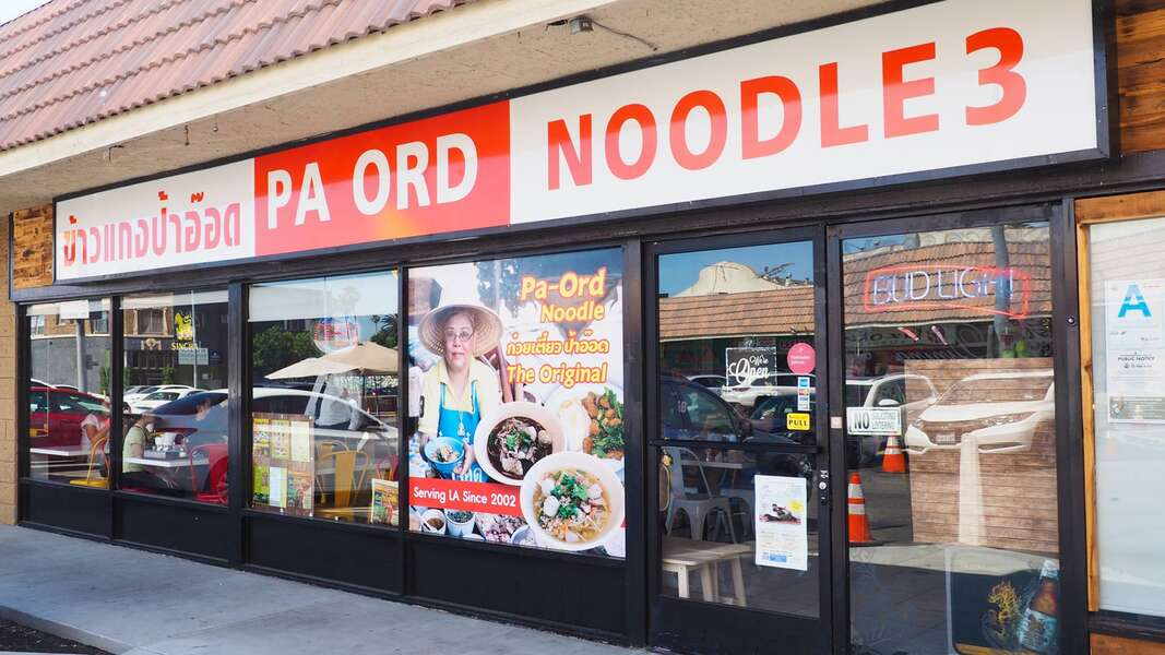Eat Your Way Through East Hollywood's Thai Town This Songkran
