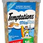 Temptations MixUps Crunchy and Soft Cat Treats