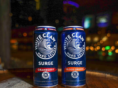 new white claw surge
