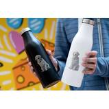 Photo Engraved Stainless Steel Water Bottle