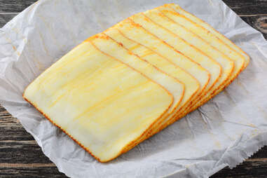Semi Hard Cheeses Muenster