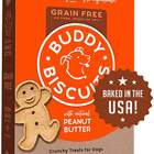 Buddy Biscuits Peanut Butter Dog Treats