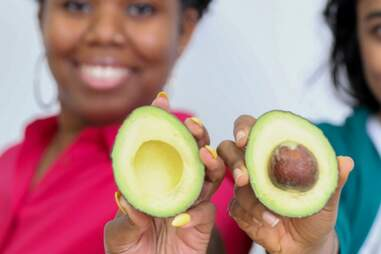 Drink Reveal  avocado brew