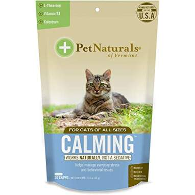 Pet Naturals of Vermont Calming Chews for Cats