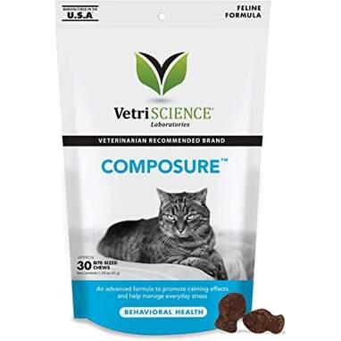 VetriScience Laboratories Composure Cat Chews