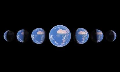 Google Earth 3D Timelapse