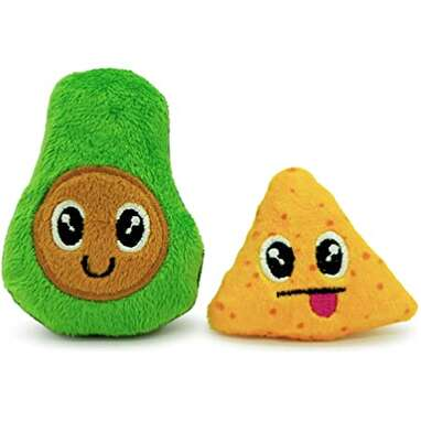 Chips And Guac Catnip And Silvervine Toys