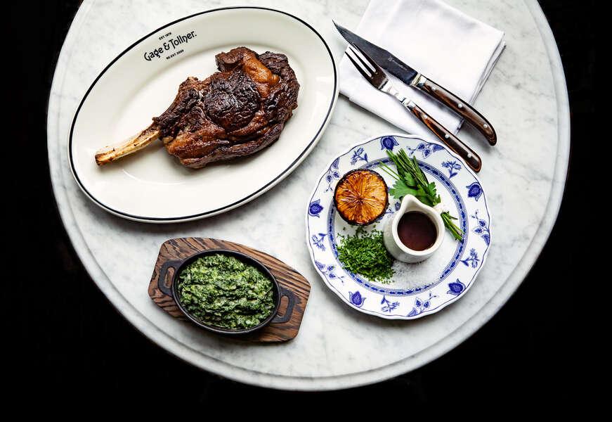 First Look: Legendary Restaurant Gage & Tollner Returns to Brooklyn