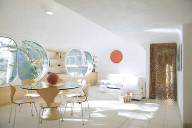 a modern apartment interior