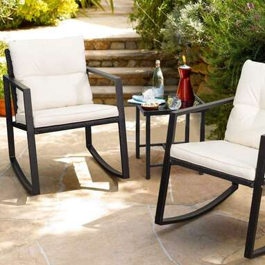 Flamaker 3 Pieces Patio Furniture Set
