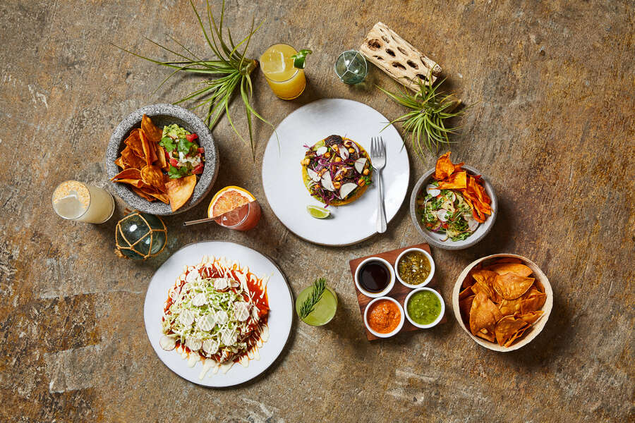First Look: Plant-Based Mexican Fare Descends on NoMad With seeyamañana