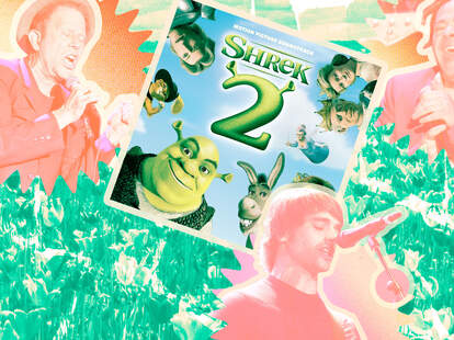shrek 2 soundtrack