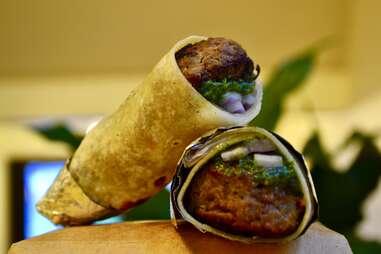 Spice Waala roll