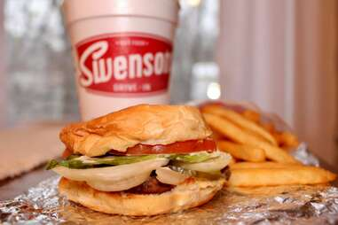 Swensons Drive-In Restaurants