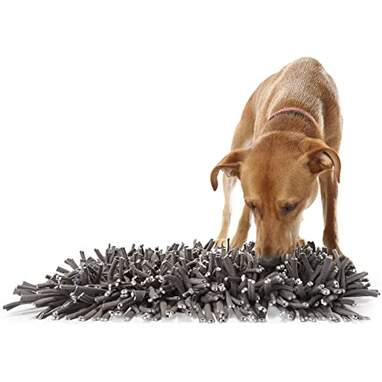 Dog snuffle mat