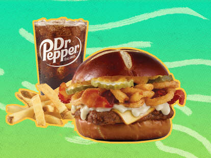 Wend'ys burger deal
