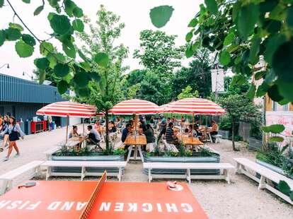 Parson's Chicken & Fish - Logan Square
