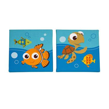 Finding Nemo 2 Piece Wall Decor