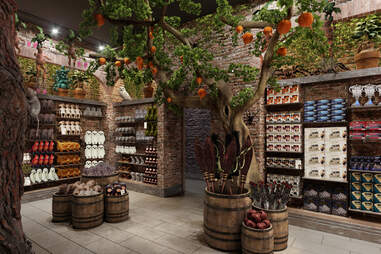 Harry Potter New York toy store