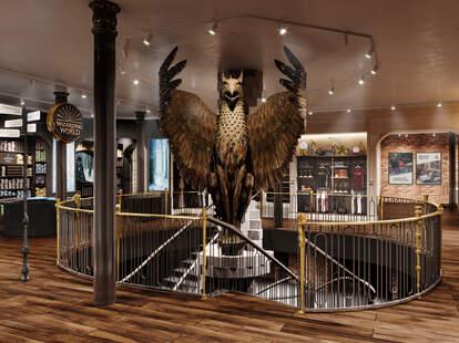 Harry Potter New York Atrium