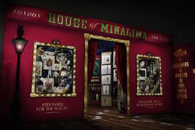 Harry Potter New York House of MinaLima