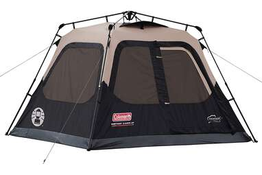 Coleman 4-Person Cabin Tent with Instant Setup
