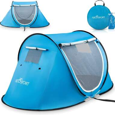 Automatic Instant 2-Person Tent For Beach or Camping